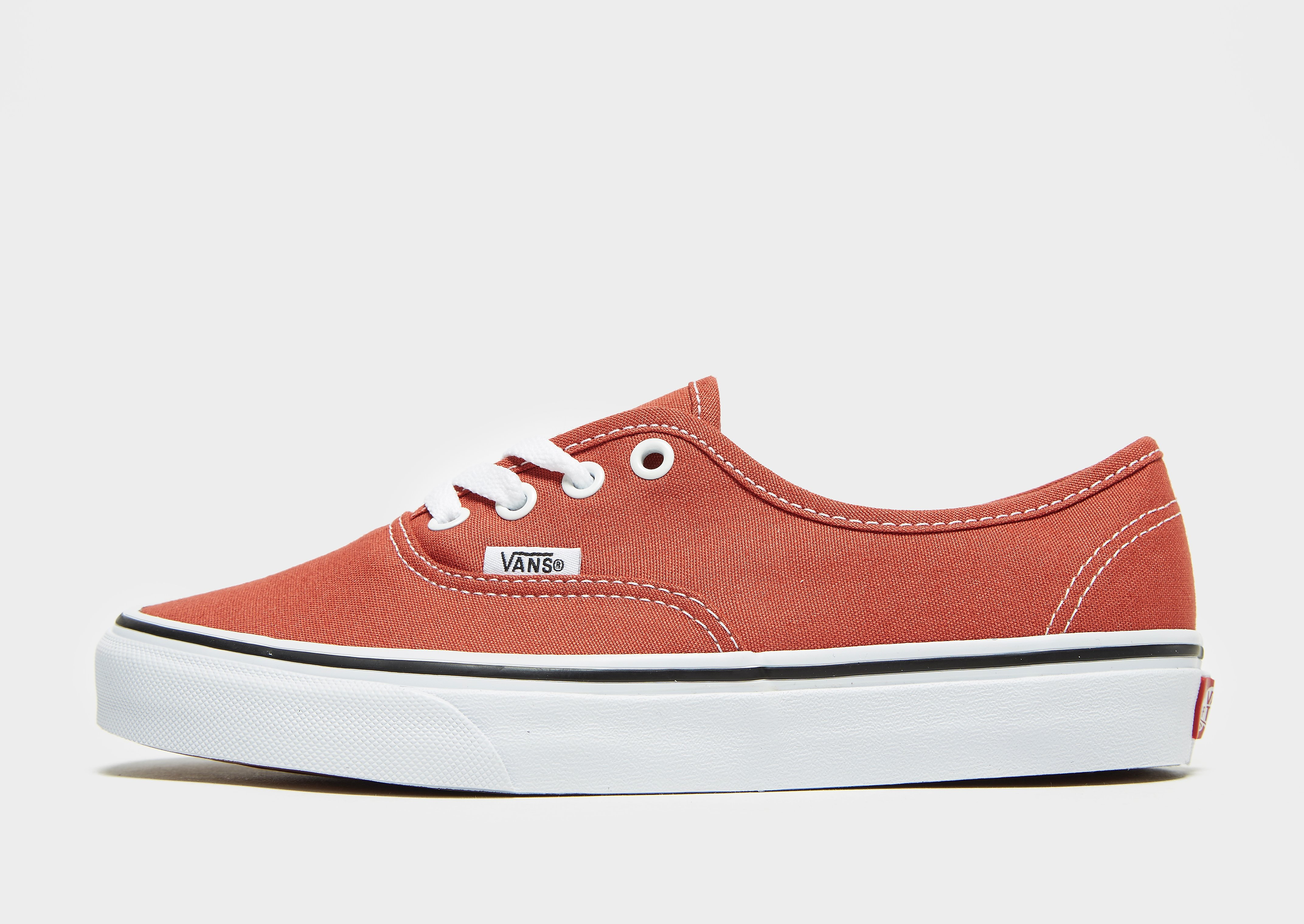 Vans Authentic Dames - Rood - Dames