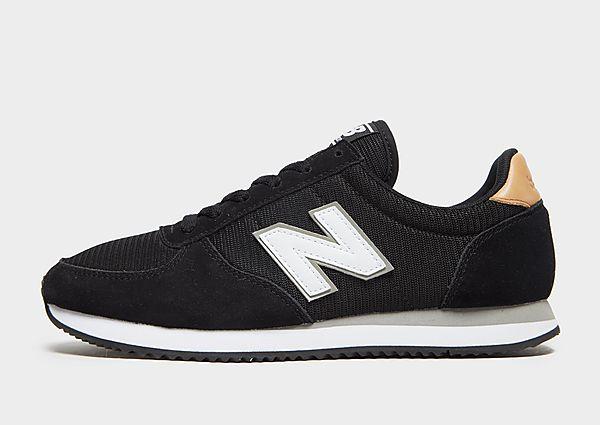 New Balance 220, Black/Tan/White