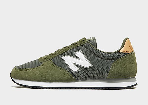 New Balance 220, Olive/Grey/Tan