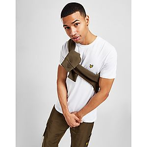 ... Lyle   Scott Crew Neck Short Sleeve T-Shirt d43d2a1116