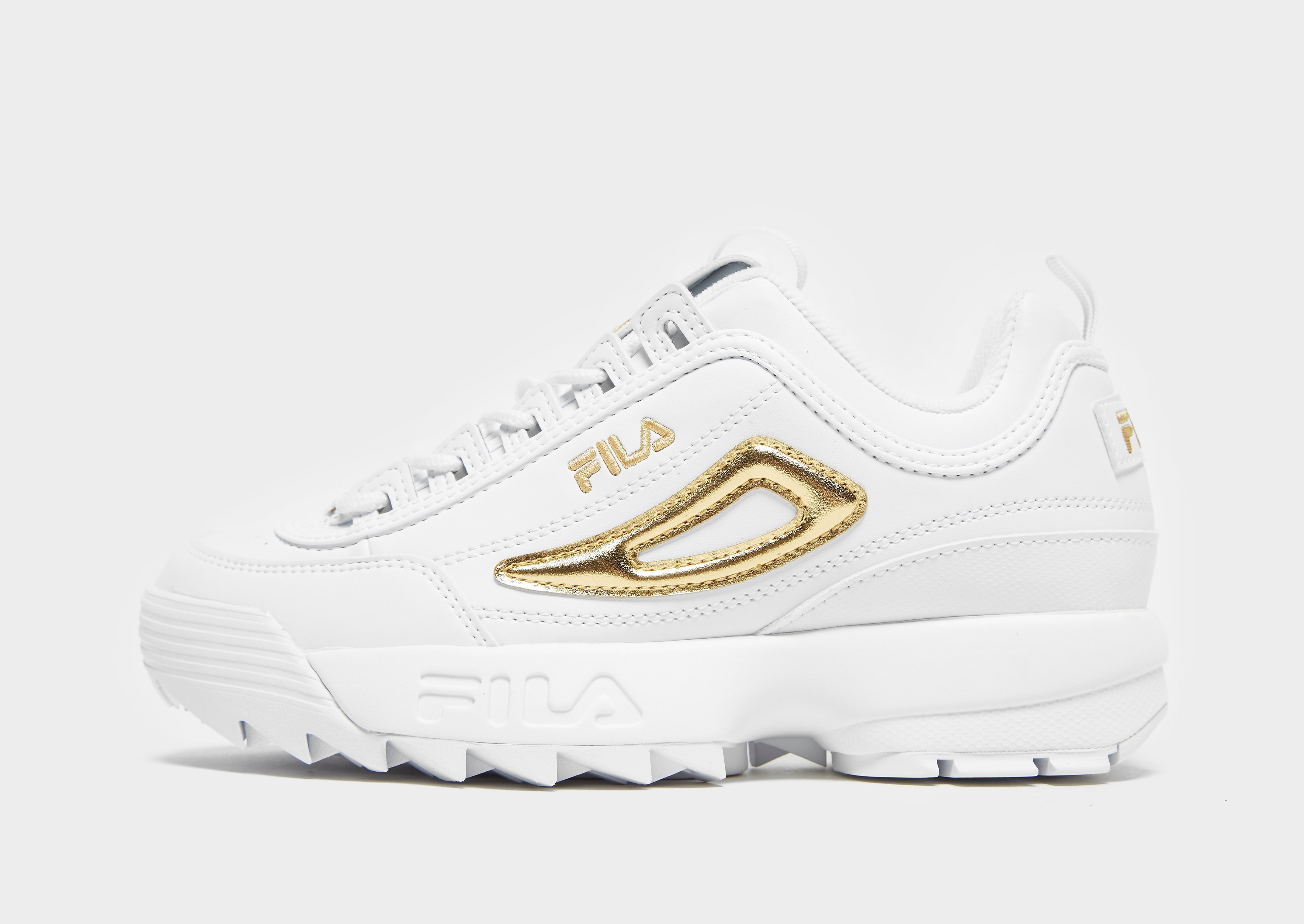 Fila Disruptor II Junior - alleen bij JD - Wit - Kind