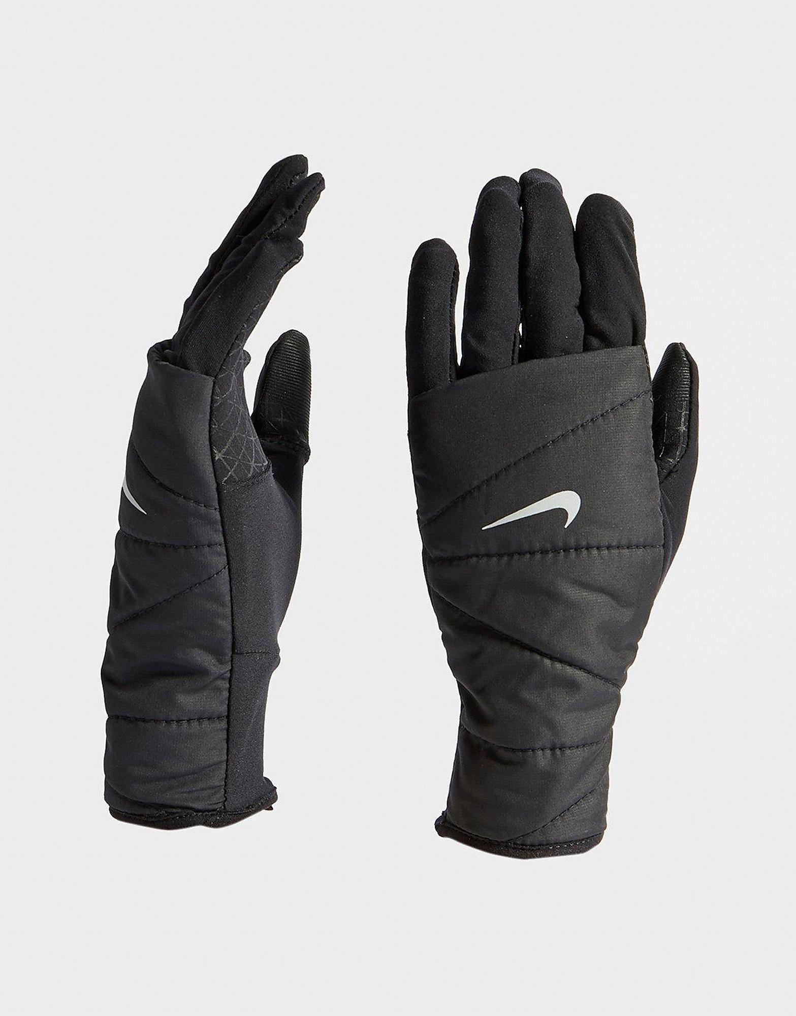 Shoppa Nike Extreme Träningshandskar i en Blå färg   JD