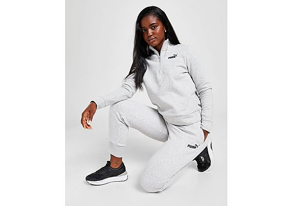 PUMA Core Fleece Track Pants Dames - Grey - Dames, Grey