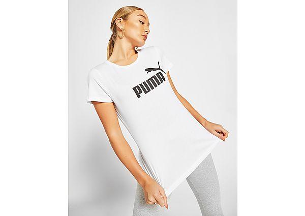 Ropa deportiva Mujer Puma camiseta Core, Black
