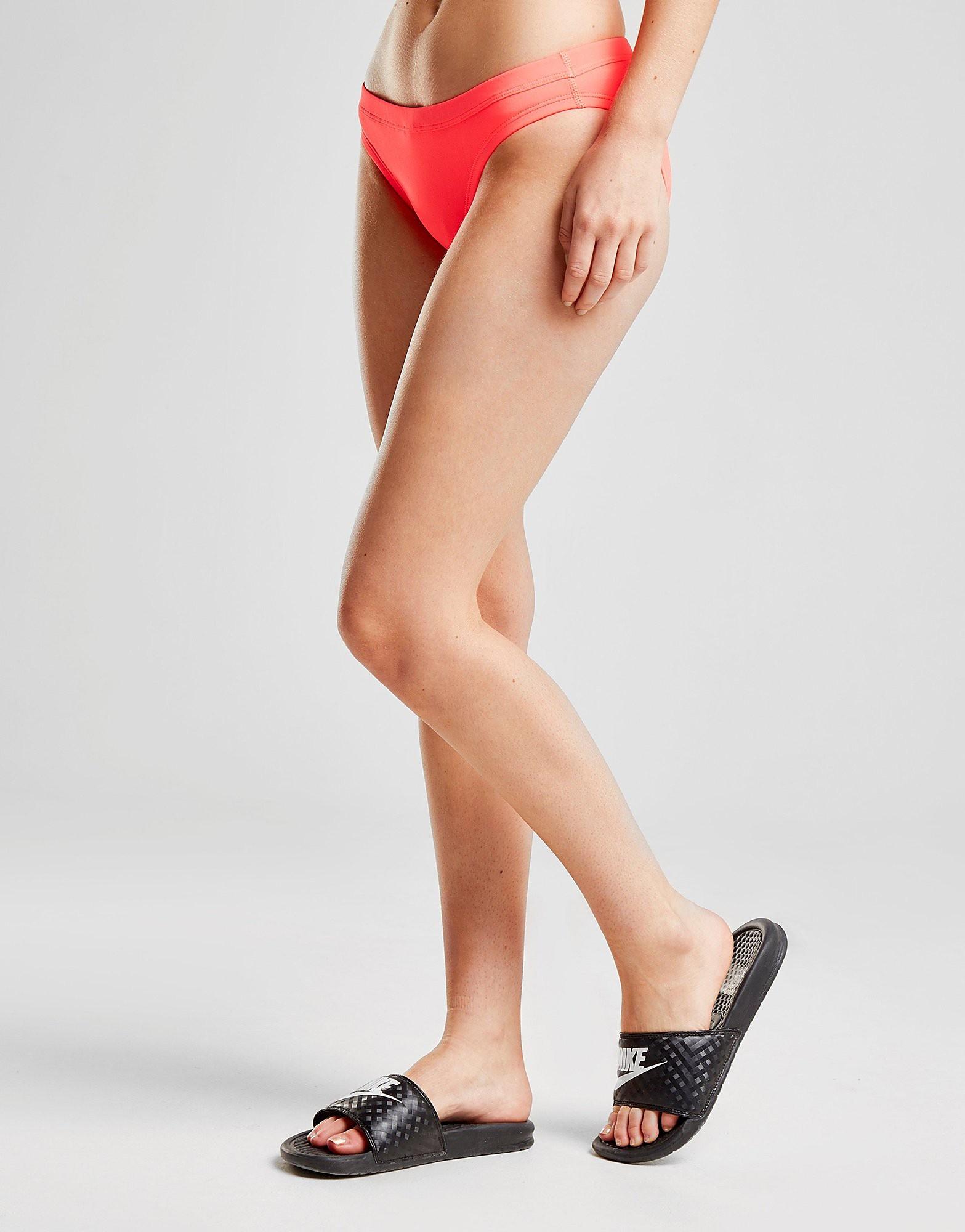 Nike Racer Bikini Bottoms - Rood - Dames