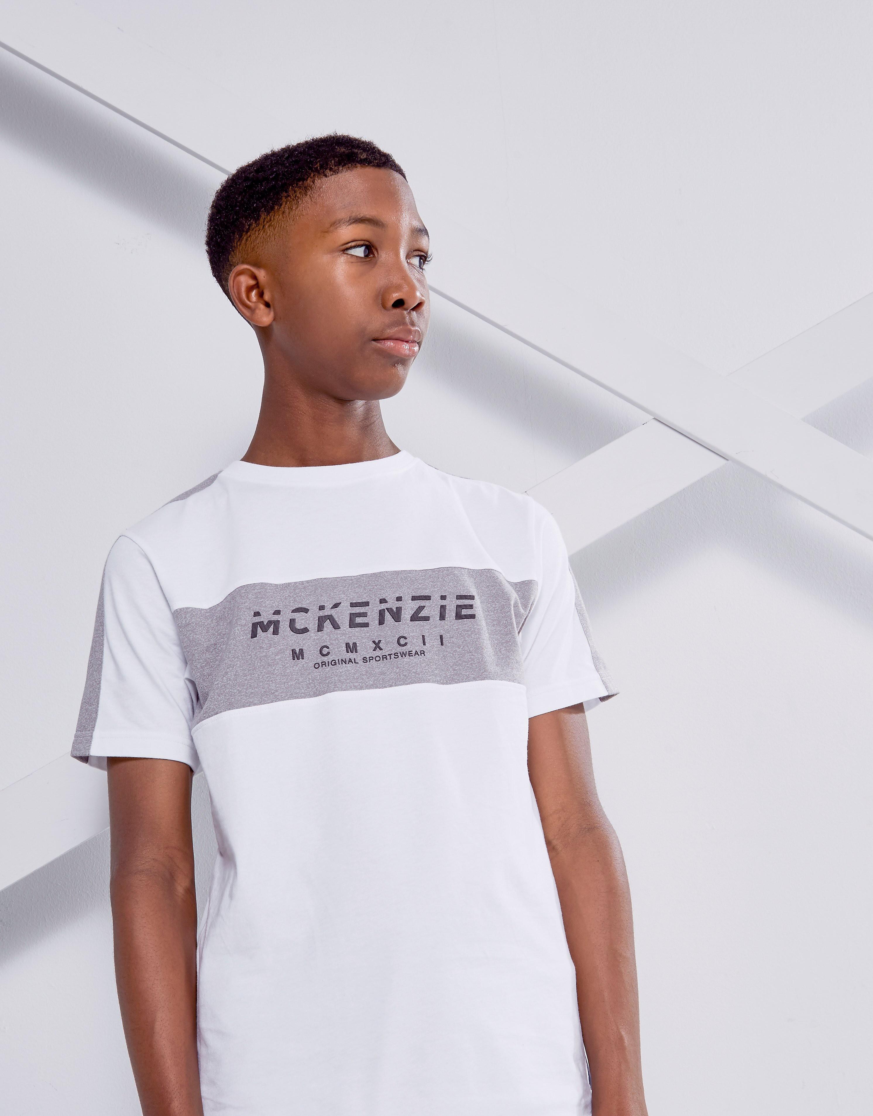 McKenzie Adios T-Shirt Junior - alleen bij JD - Wit - Kind