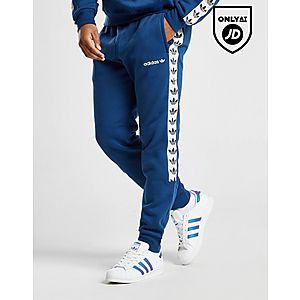 f4a13999570 adidas Originals Tape Fleece Track Pants adidas Originals Tape Fleece Track  Pants