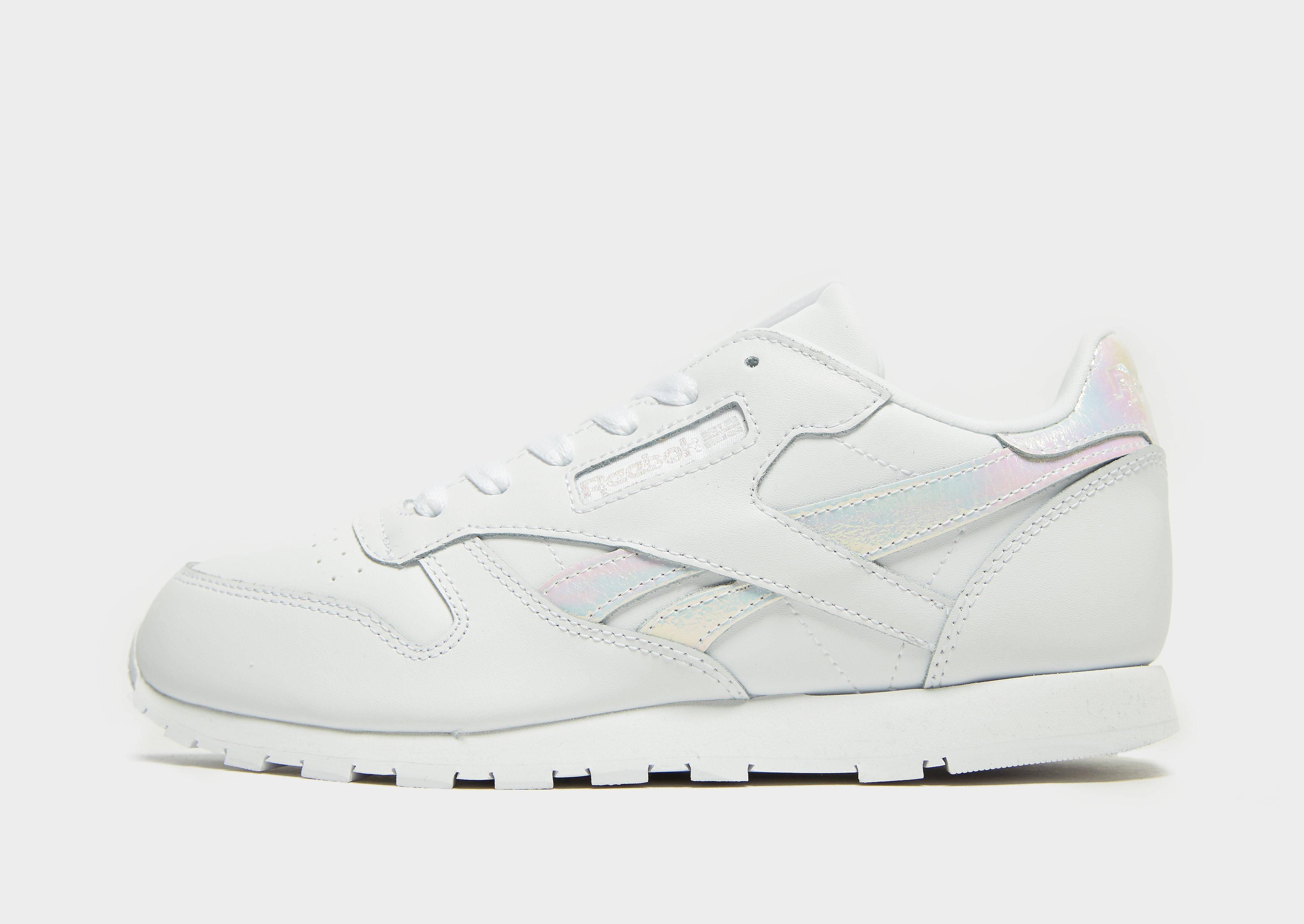 Reebok Classic Leather Junior - Wit - Kind