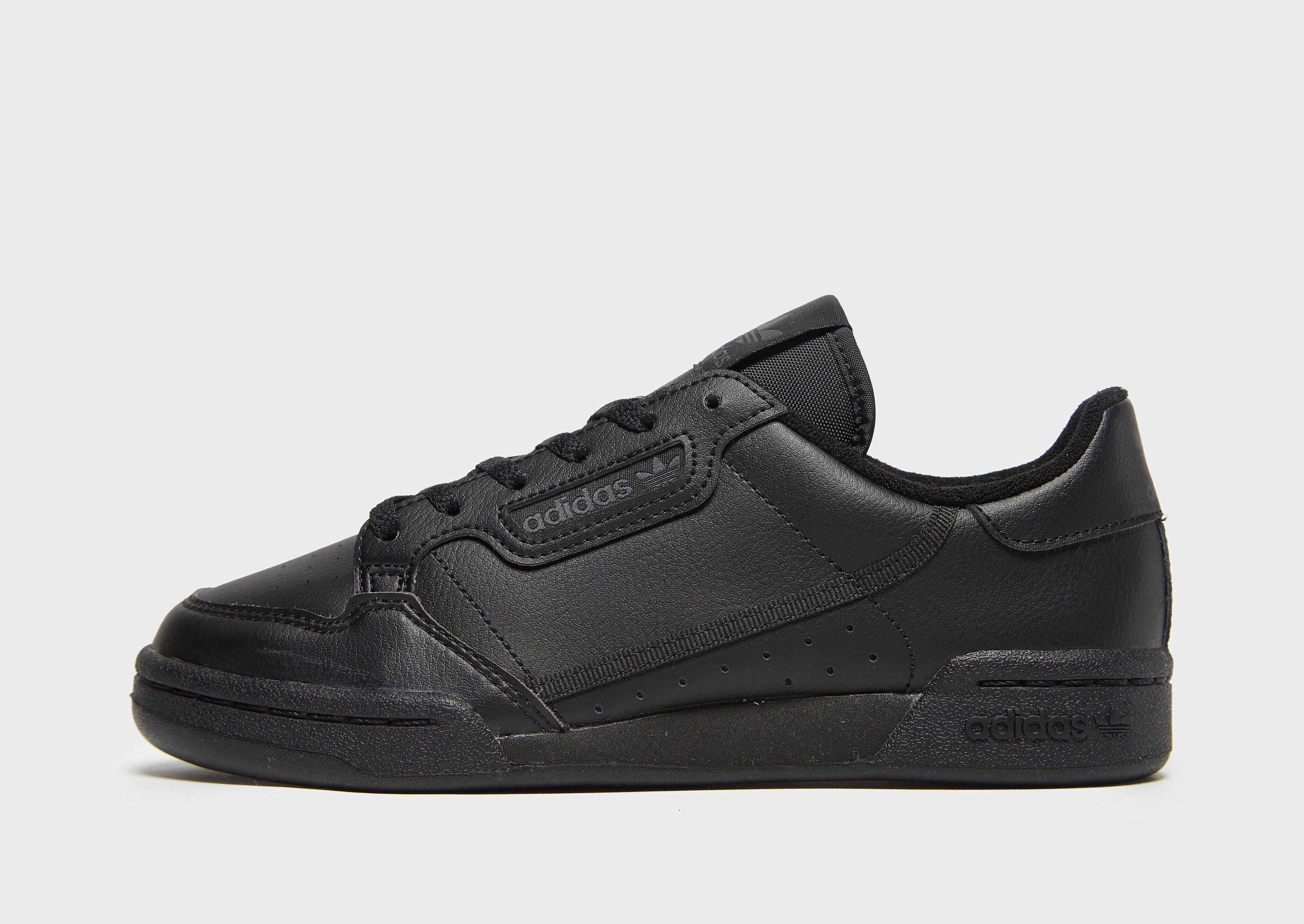 size 40 75812 67fad Negro. Sneaker Adidas adidas Originals Continental 80 júnior