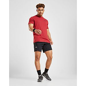 ... Under Armour Stacked Left Chest T-Shirt 73f4b7cd6d2bf