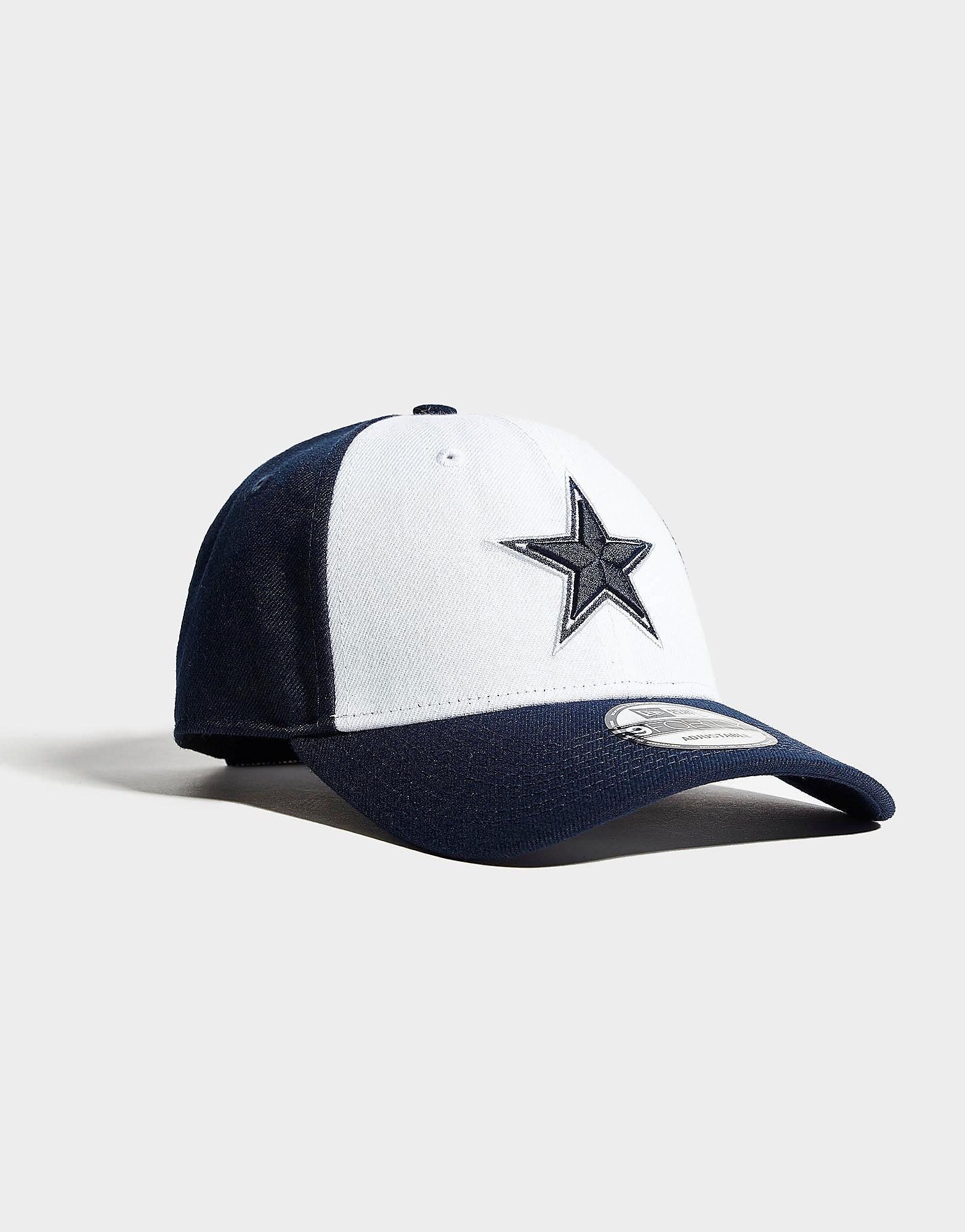 New Era NFL Dallas Cowboys 9FORTY Cap - Blauw - Heren