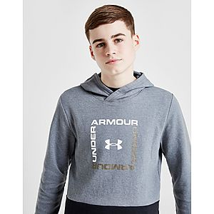Under Armour Double Knit Hoodie Junior ... 33f1671fd