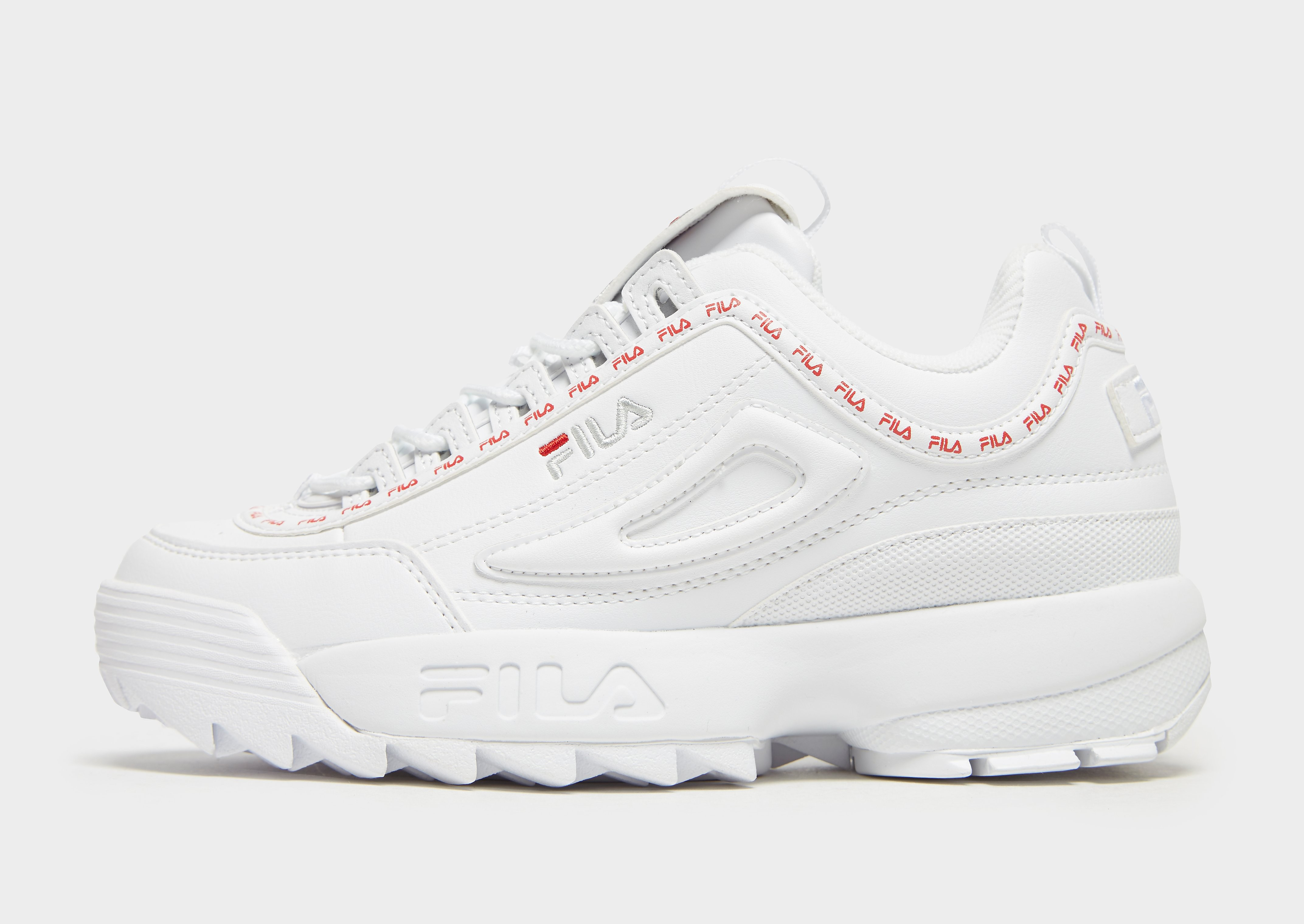 Sneaker Fila Fila Disruptor II Repeat para mujer - Only at JD
