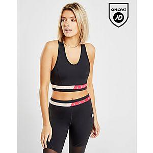 d7ffa3f47c Pink Soda Sport Mesh Fitness Sports Bra ...