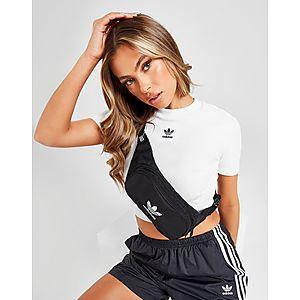 b9e1dbb77a8 adidas Originals Trefoil Waist Bag ...