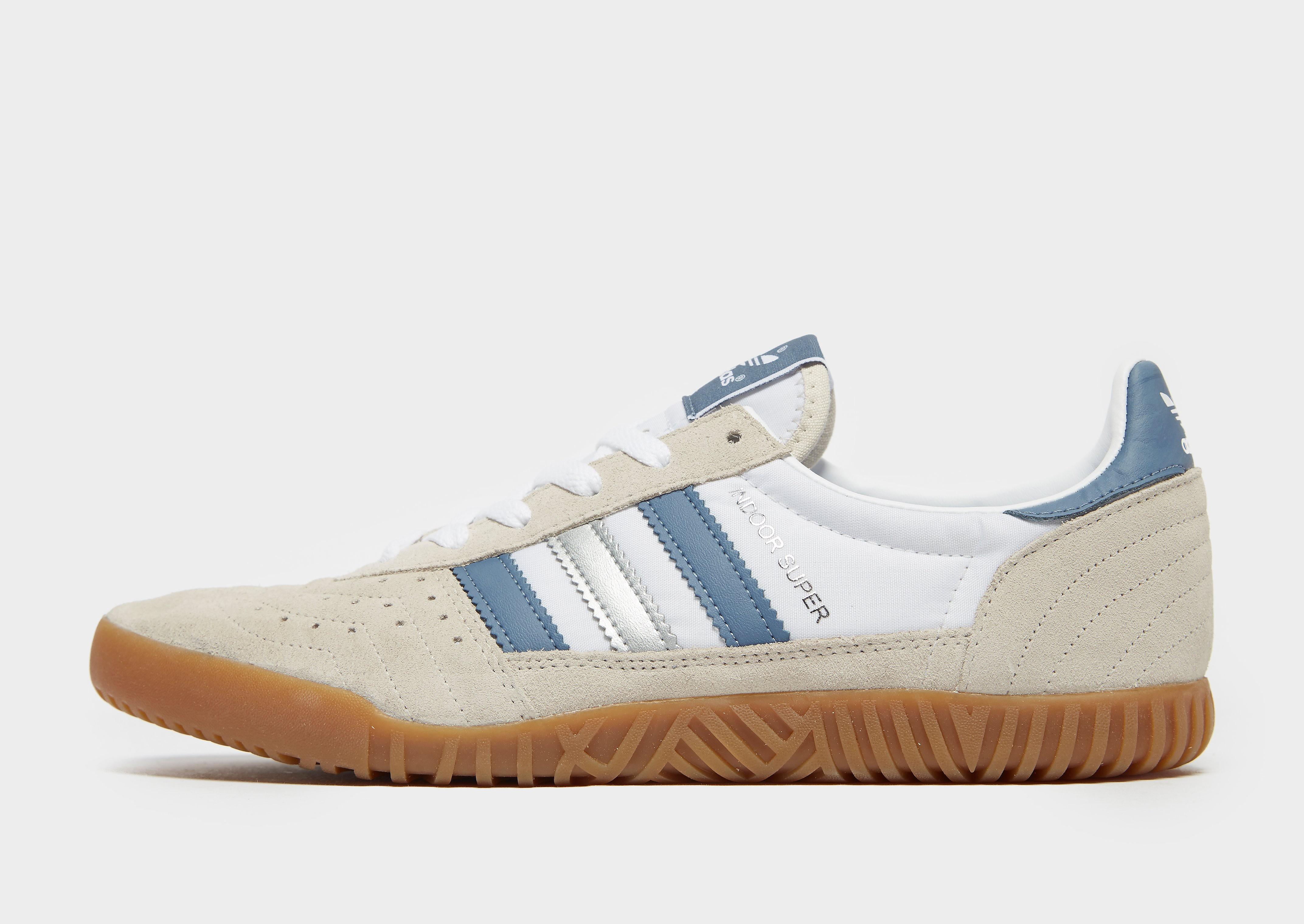 adidas Originals Indoor Super Heren - Crème - Heren