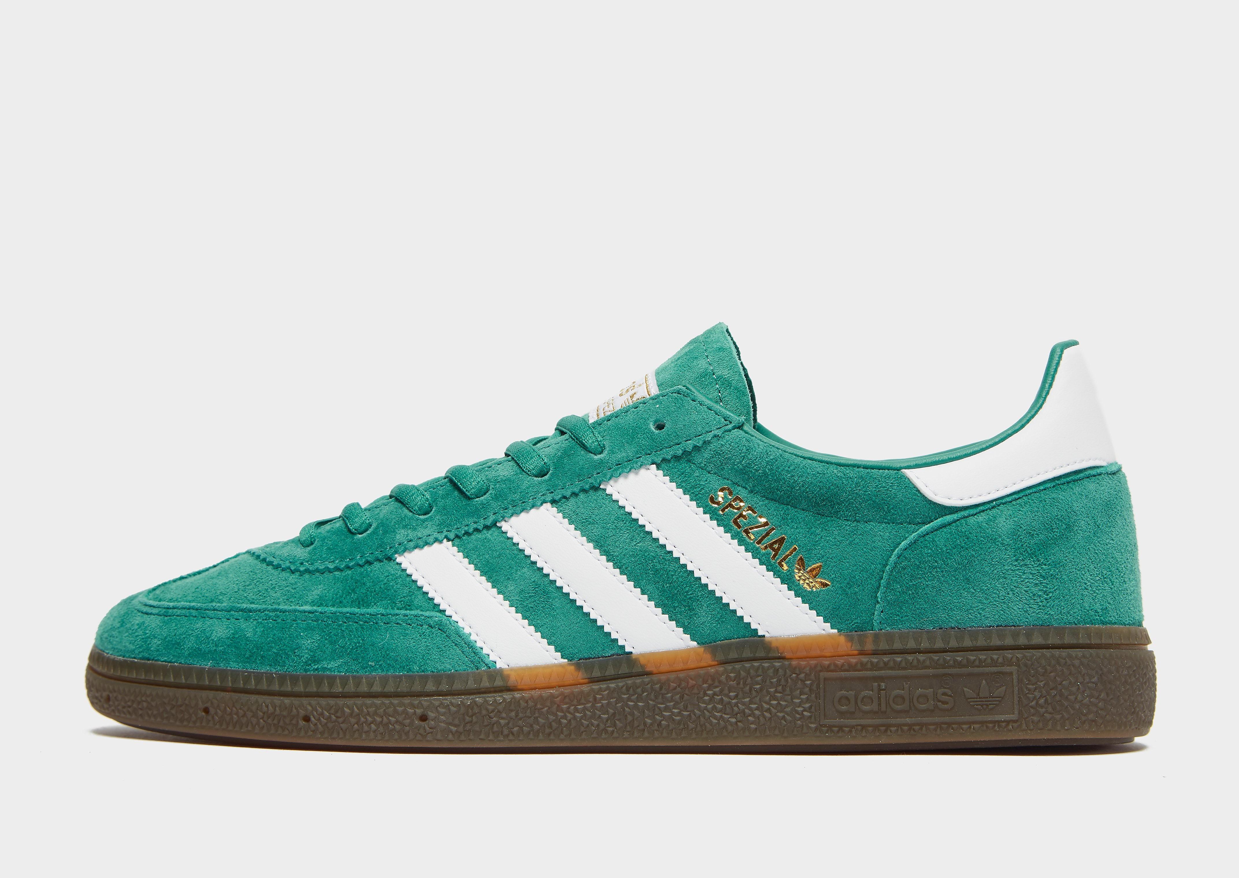 adidas Originals Handball Spezial - Groen - Heren