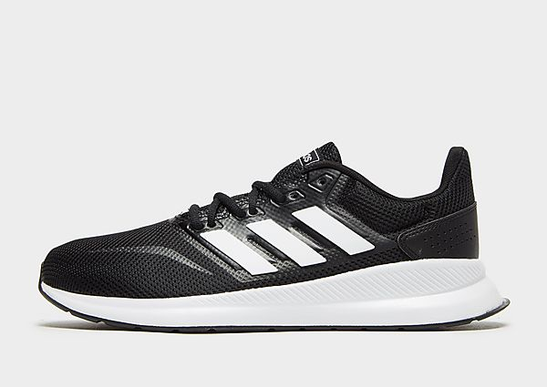 adidas Performance Runfalcon Herren - Black/White, Black/White