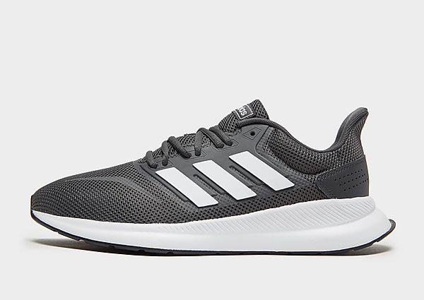 adidas Performance Runfalcon Herren - Grey/White, Grey/White