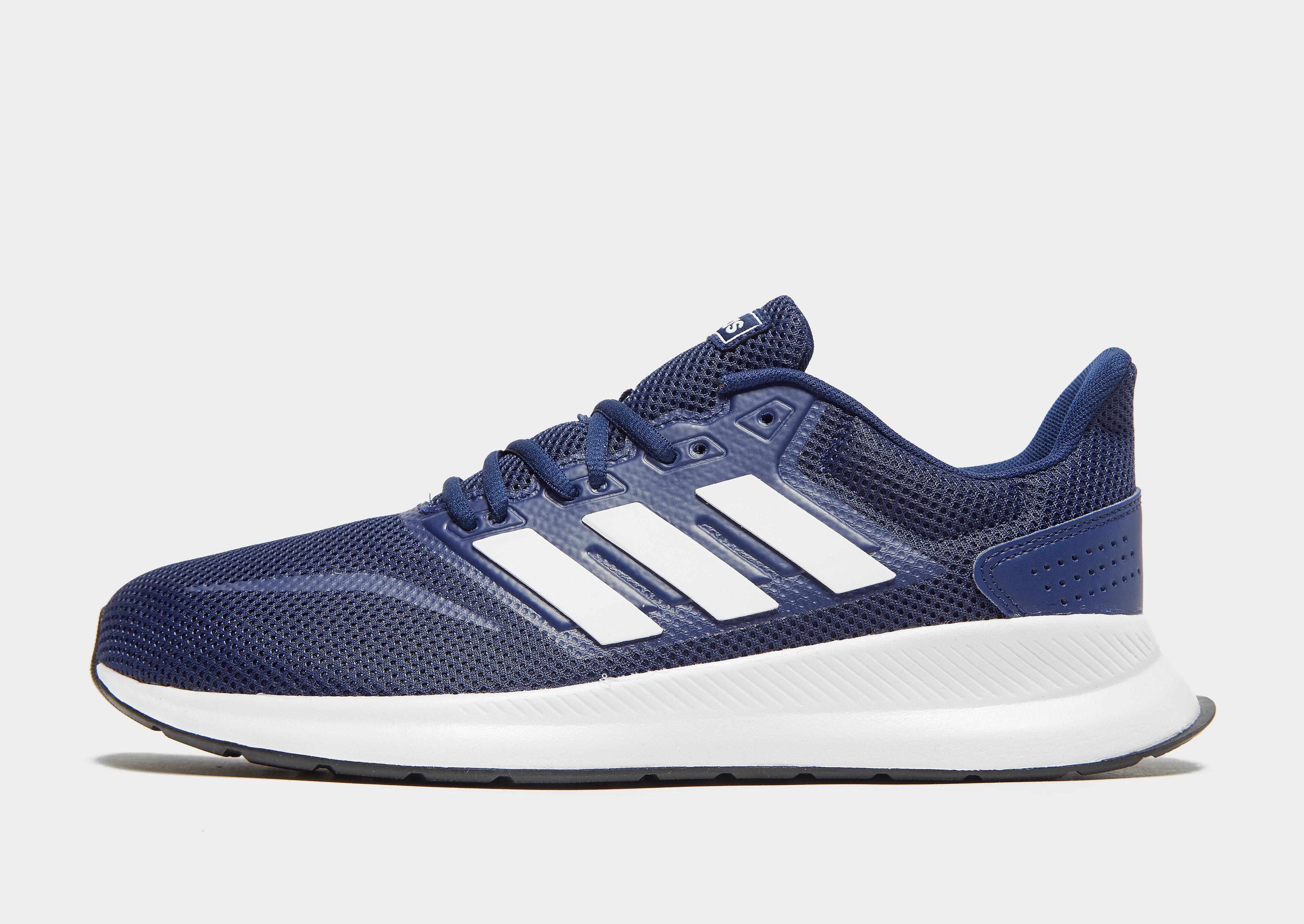 adidas Originals Run Falcon - Blauw - Heren