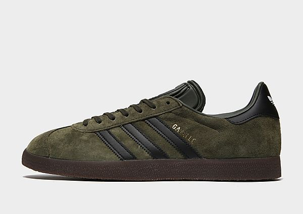 adidas Originals Gazelle, Green/Black