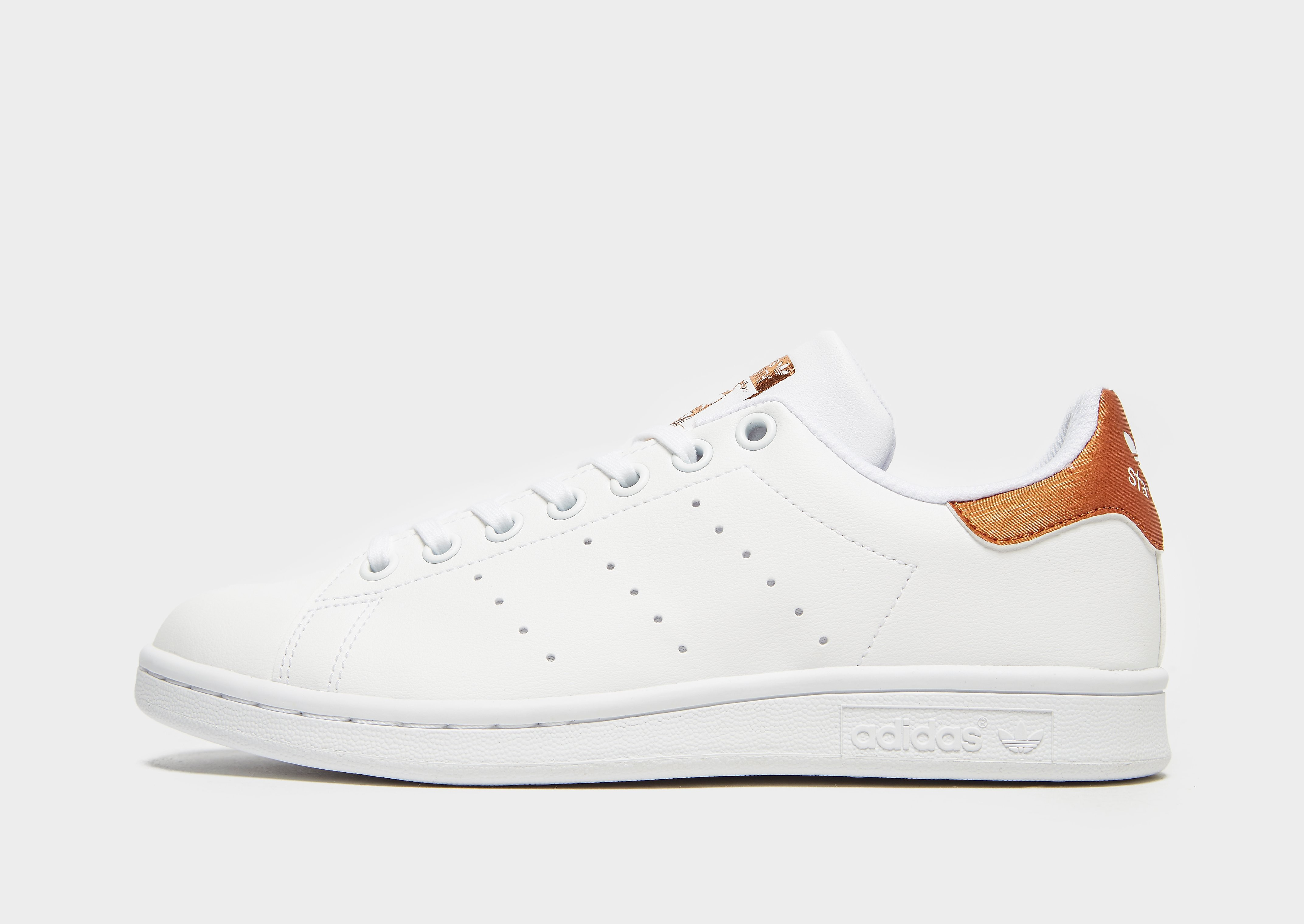 adidas Originals Stan Smith Junior - alleen bij JD - Wit - Kind