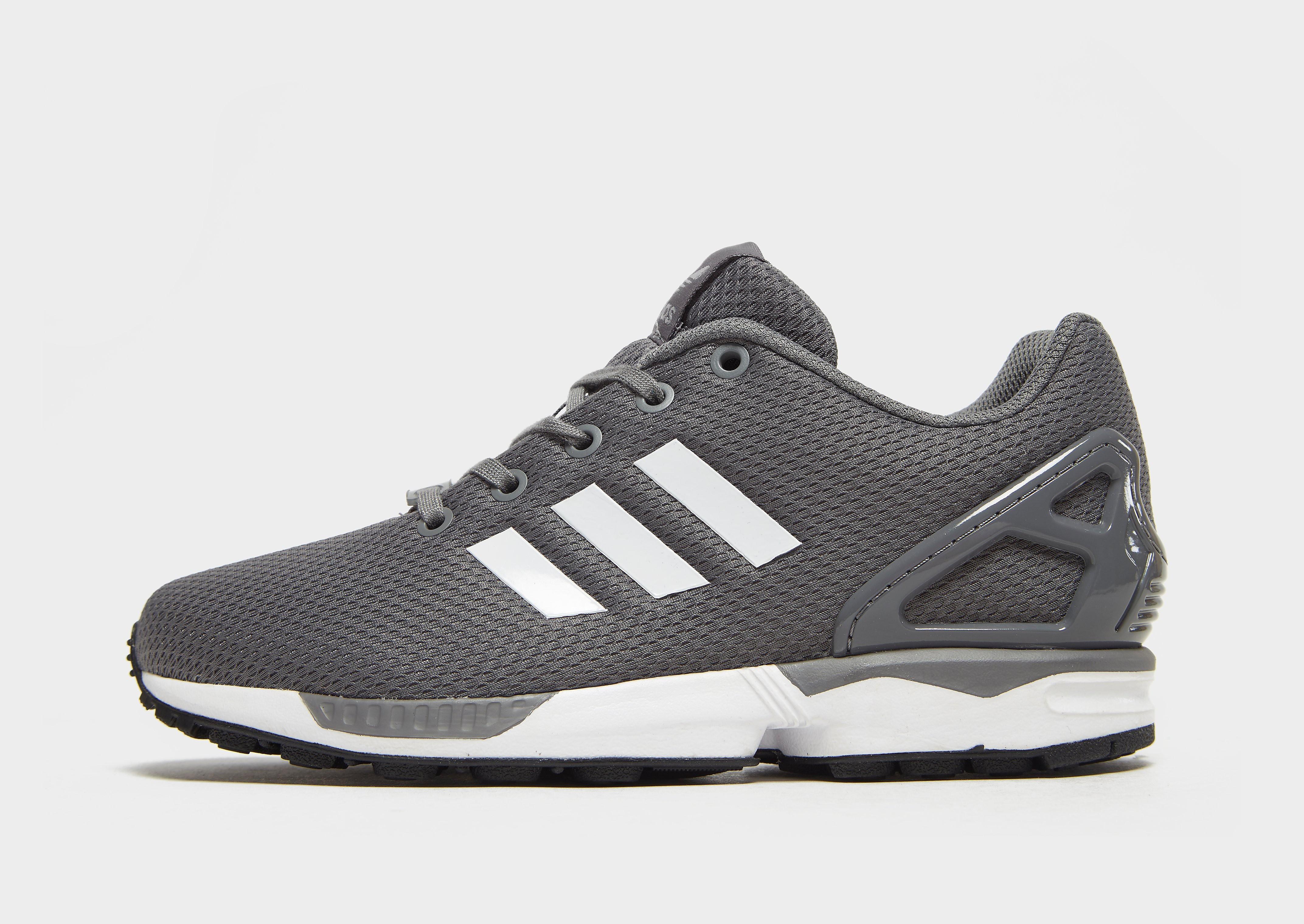 Adidas ZX Flux kindersneaker grijs