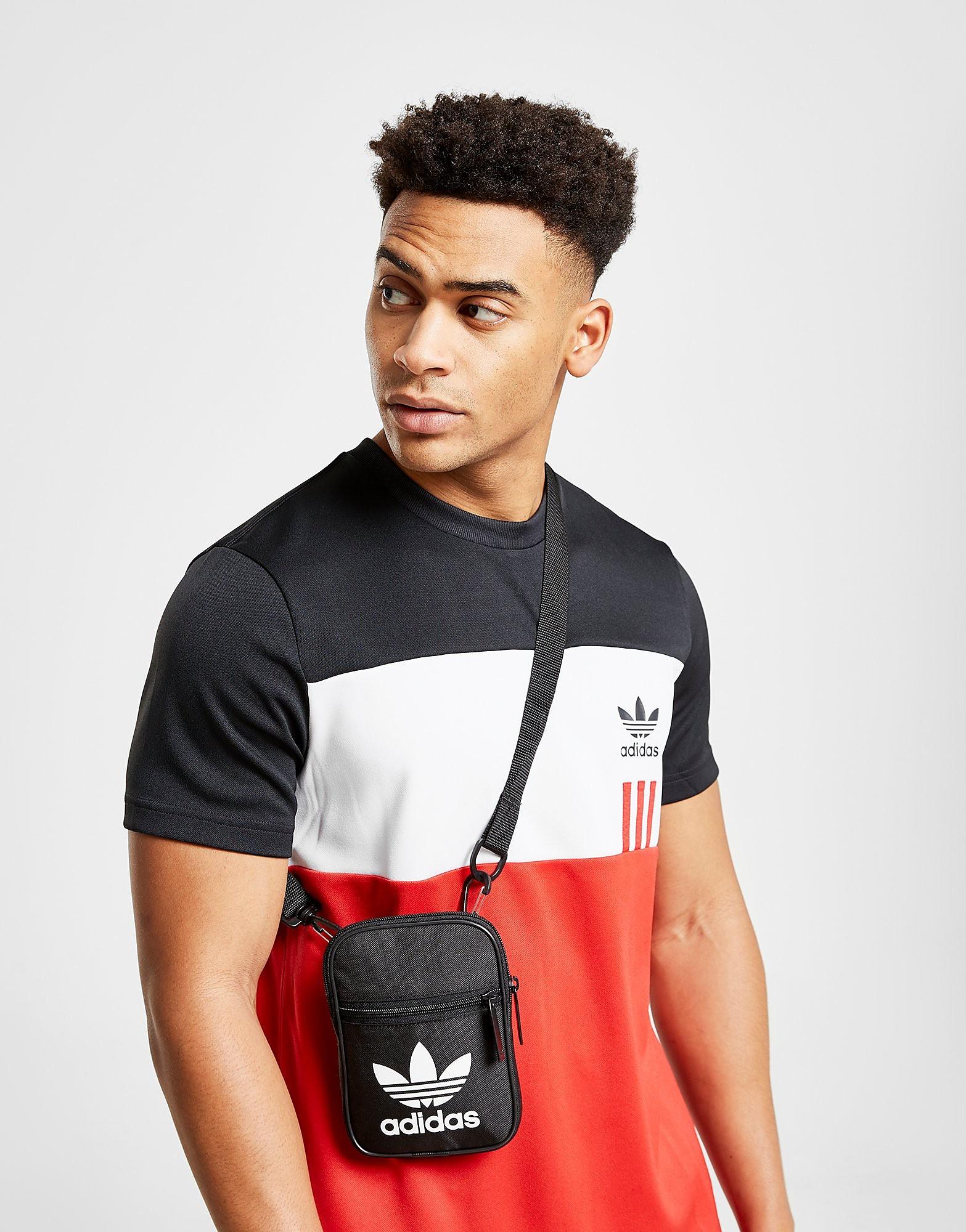 Adidas crossbodytas zwart