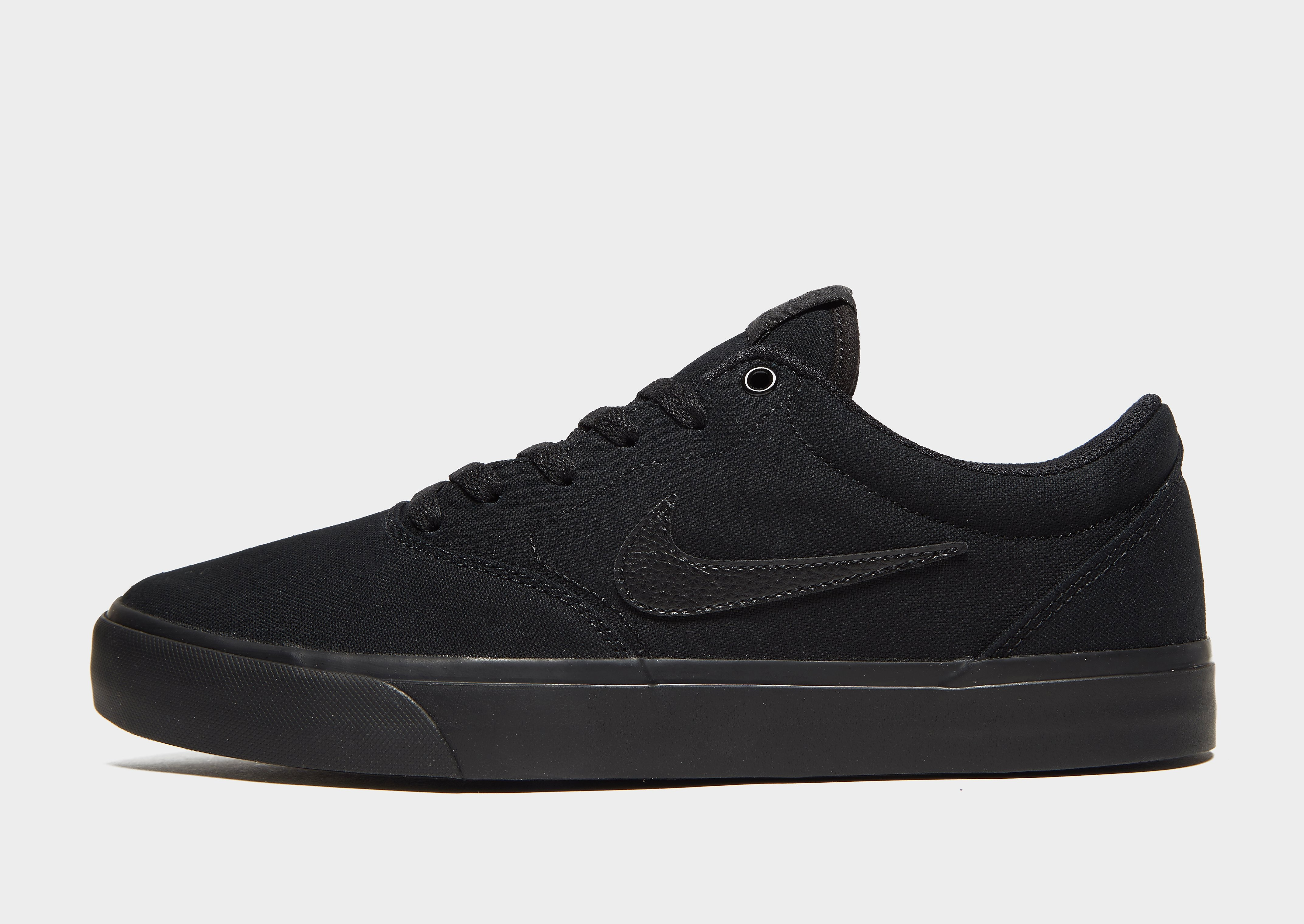 Nike SB Charge Solarsoft Heren - Zwart - Heren