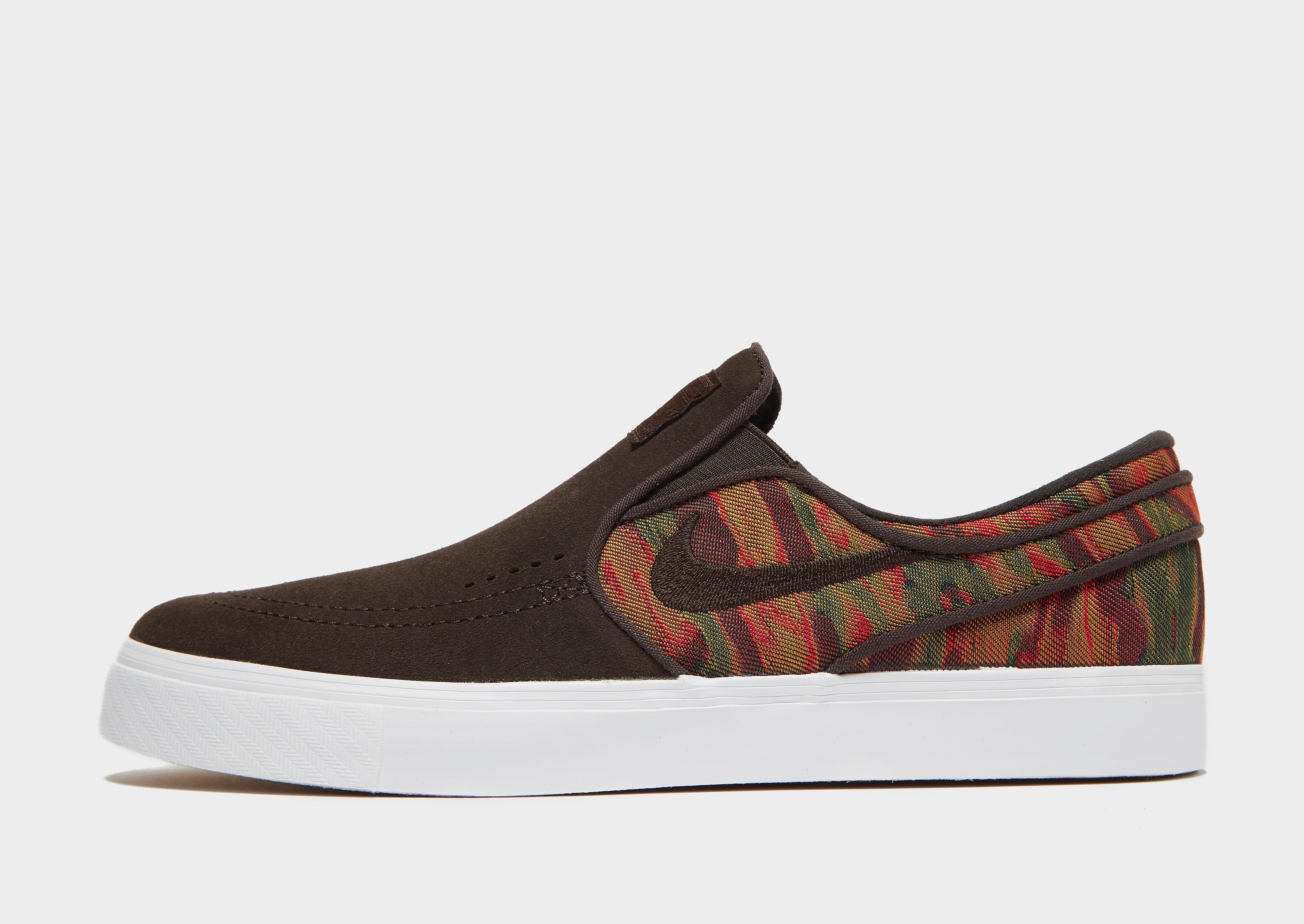 Nike Stefan Janoski herensneaker bruin