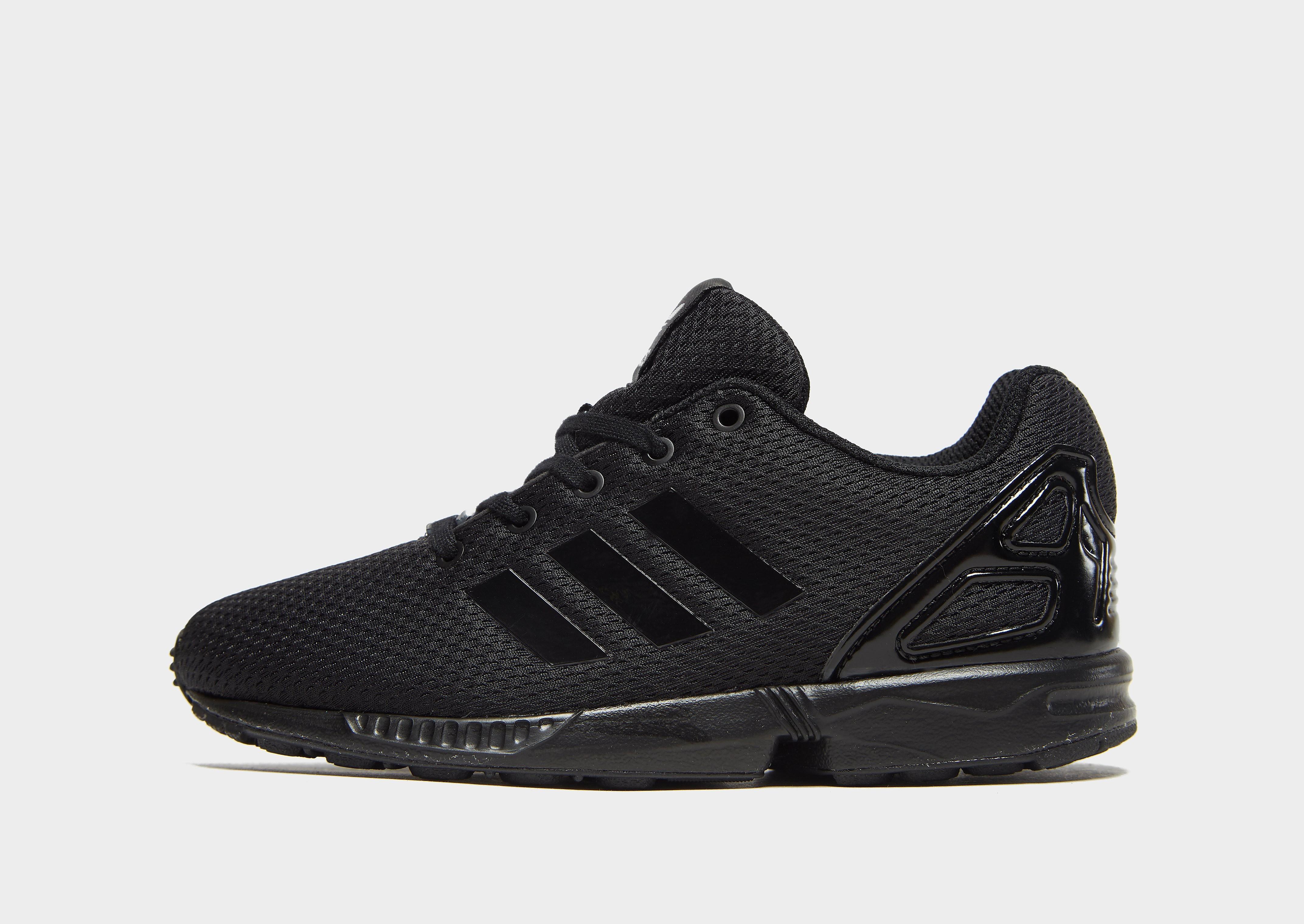 Adidas ZX Flux kindersneaker zwart