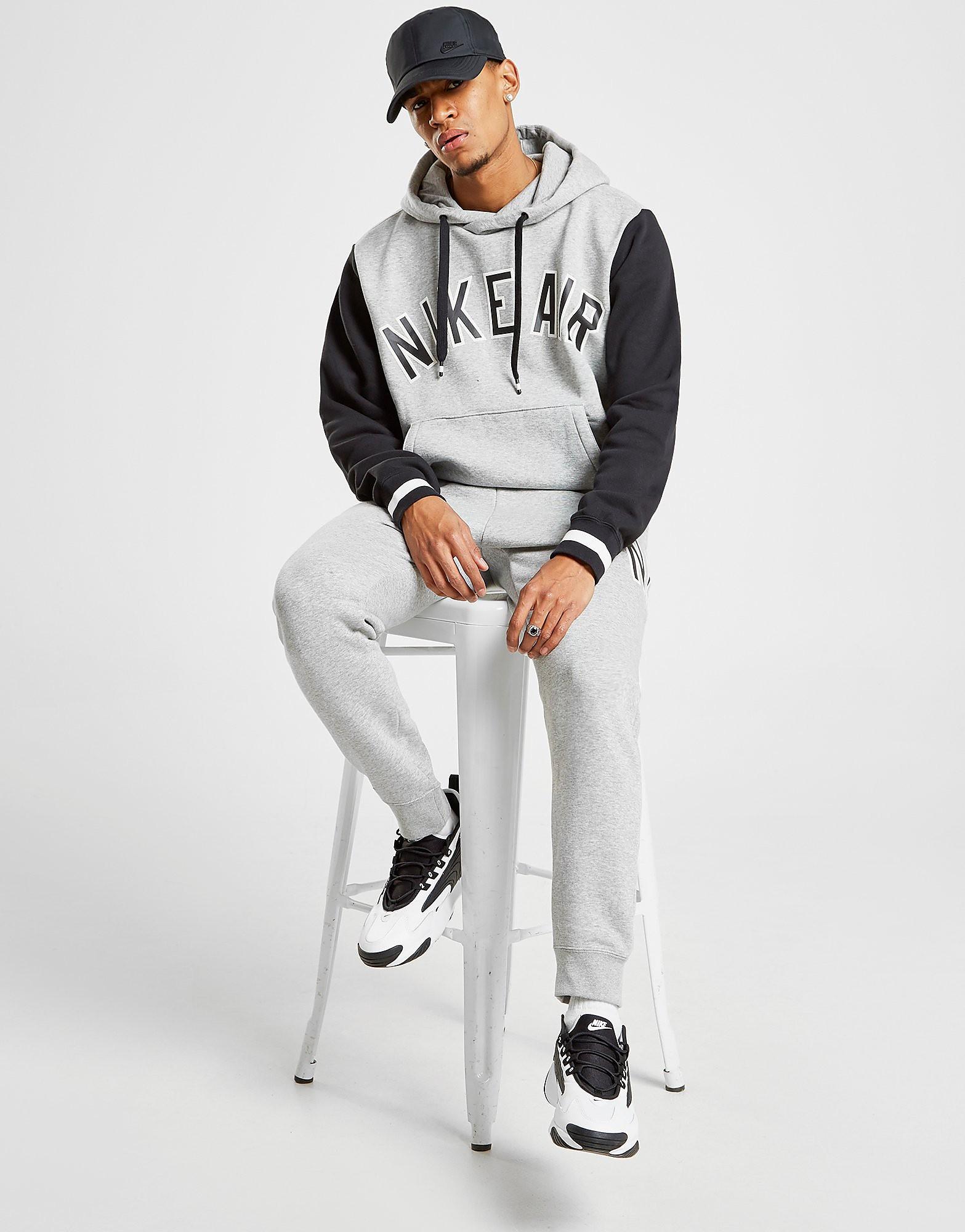Nike Air Overhead Hoodie Heren - Grijs - Heren