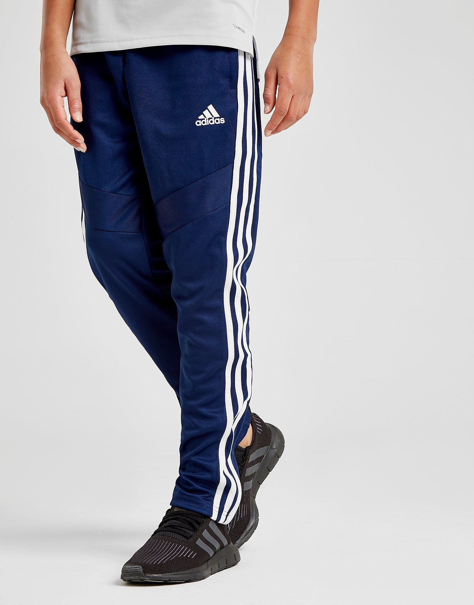 adidas Tiro Track Pants Junior - Blauw - Kind