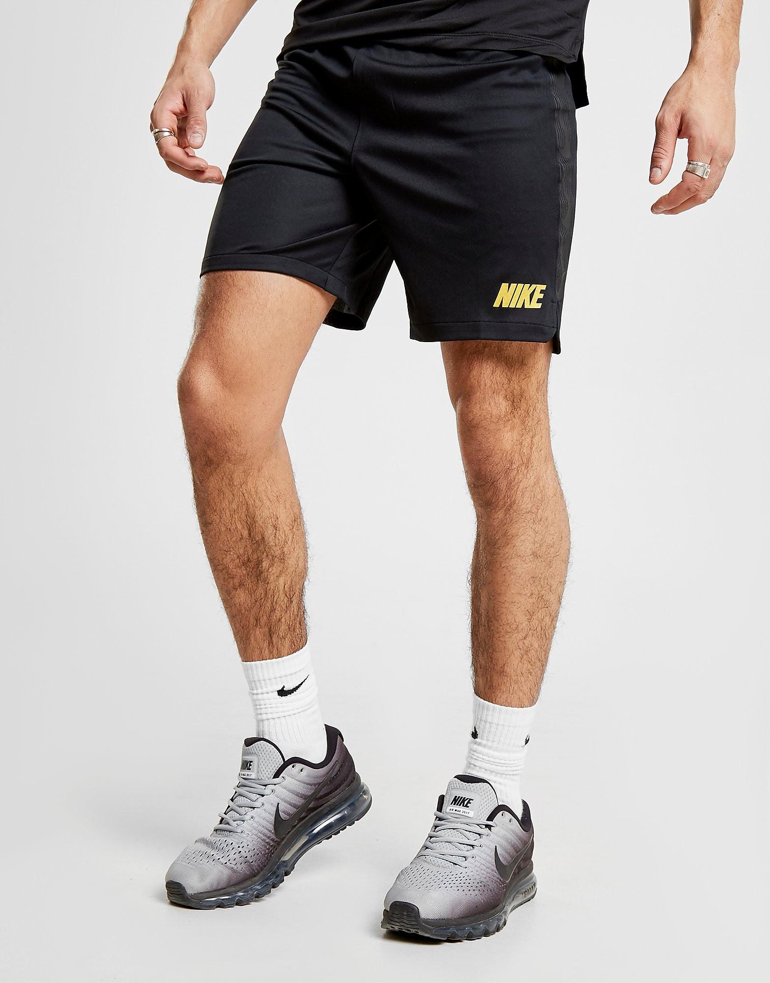 Nike Squad Dry Shorts Heren - Zwart - Heren
