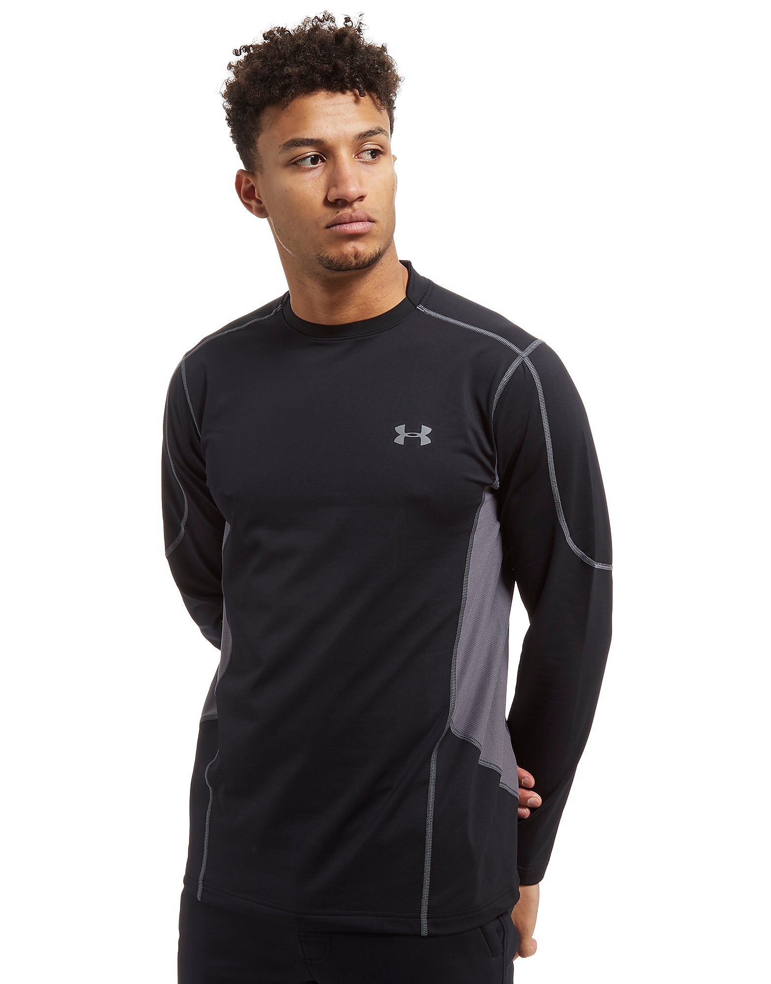 Under Armour Fitted Mock Baselayer