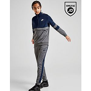 952a4a2cee3cd Nike Air 1 4 Zip Tracksuit Junior ...