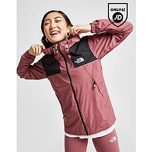 2620f500285e7 The North Face Panel Wind Jacket ...