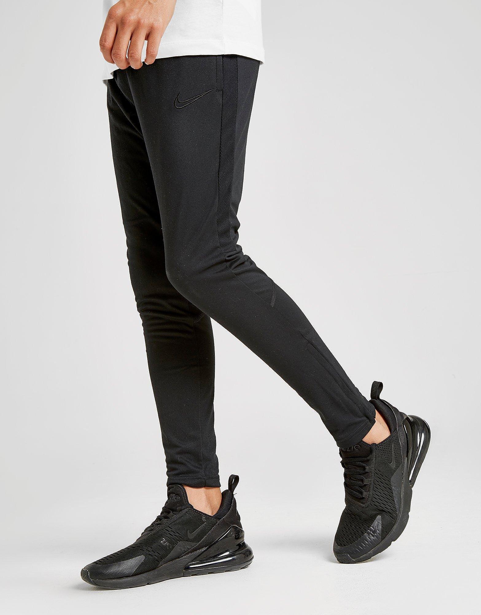 Nike Academy Track Pants Junior - Zwart - Kind