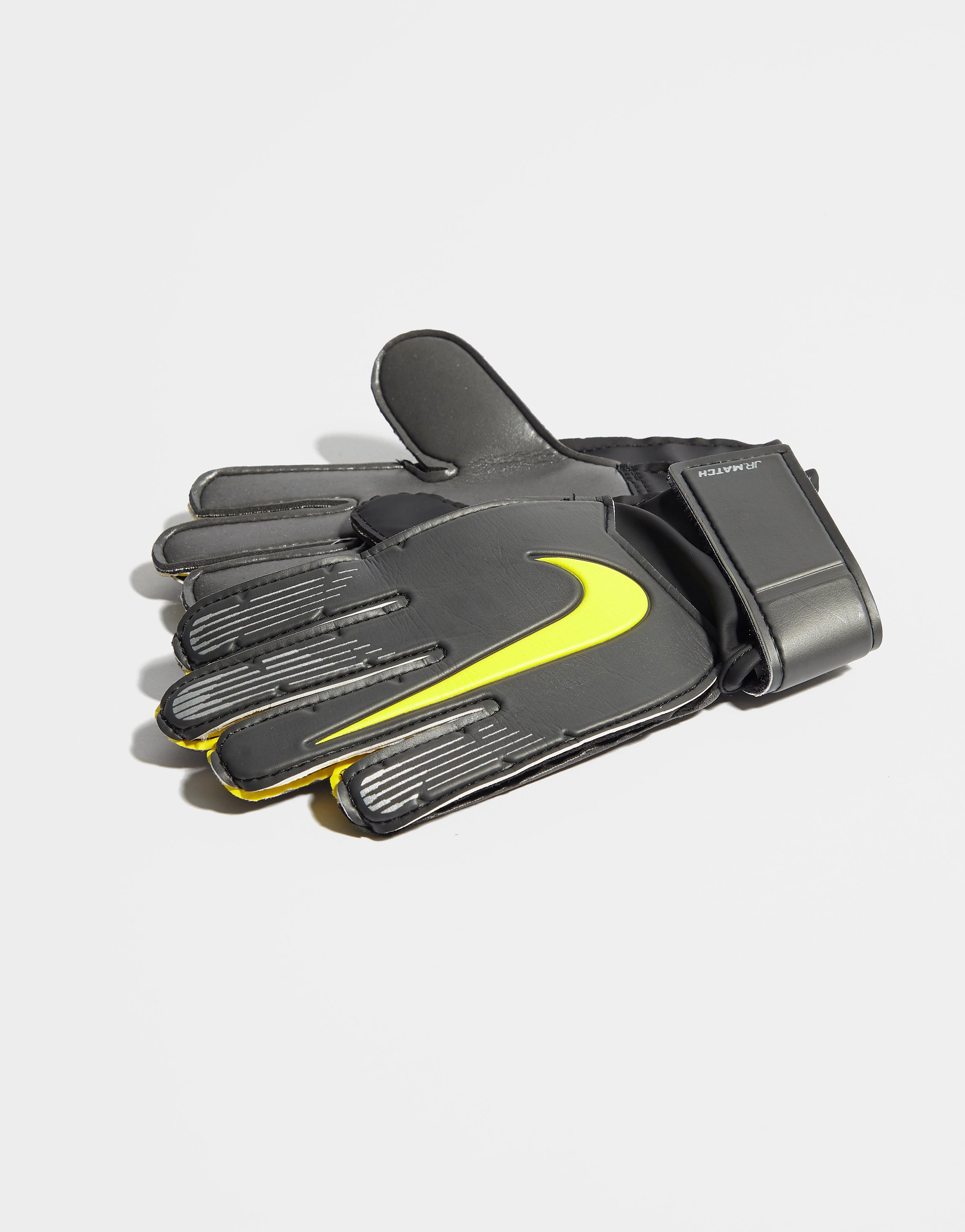 Nike Match Goalkeeper Gloves Junior - Grijs - Kind