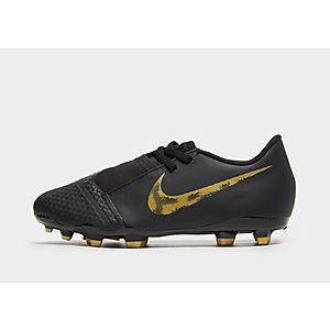 new product 35381 a26ca Nike Black Lux Phantom Venom Academy FG Junior ...