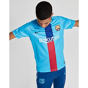 24033d3803f Nike FC Barcelona Squad Shirt Junior ...