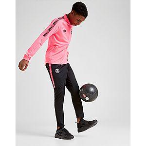 fc00a50df8fb ... NIKE Paris Saint-Germain Dri-FIT Squad Older Kids  Football Track Suit