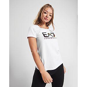 Emporio Armani EA7 Multi Colour Logo T-Shirt ... 3d719f1356d0