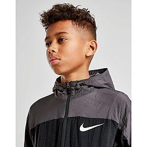 f928503b1 NIKE Nike Dri-FIT Older Kids' Woven Training Jacket ...