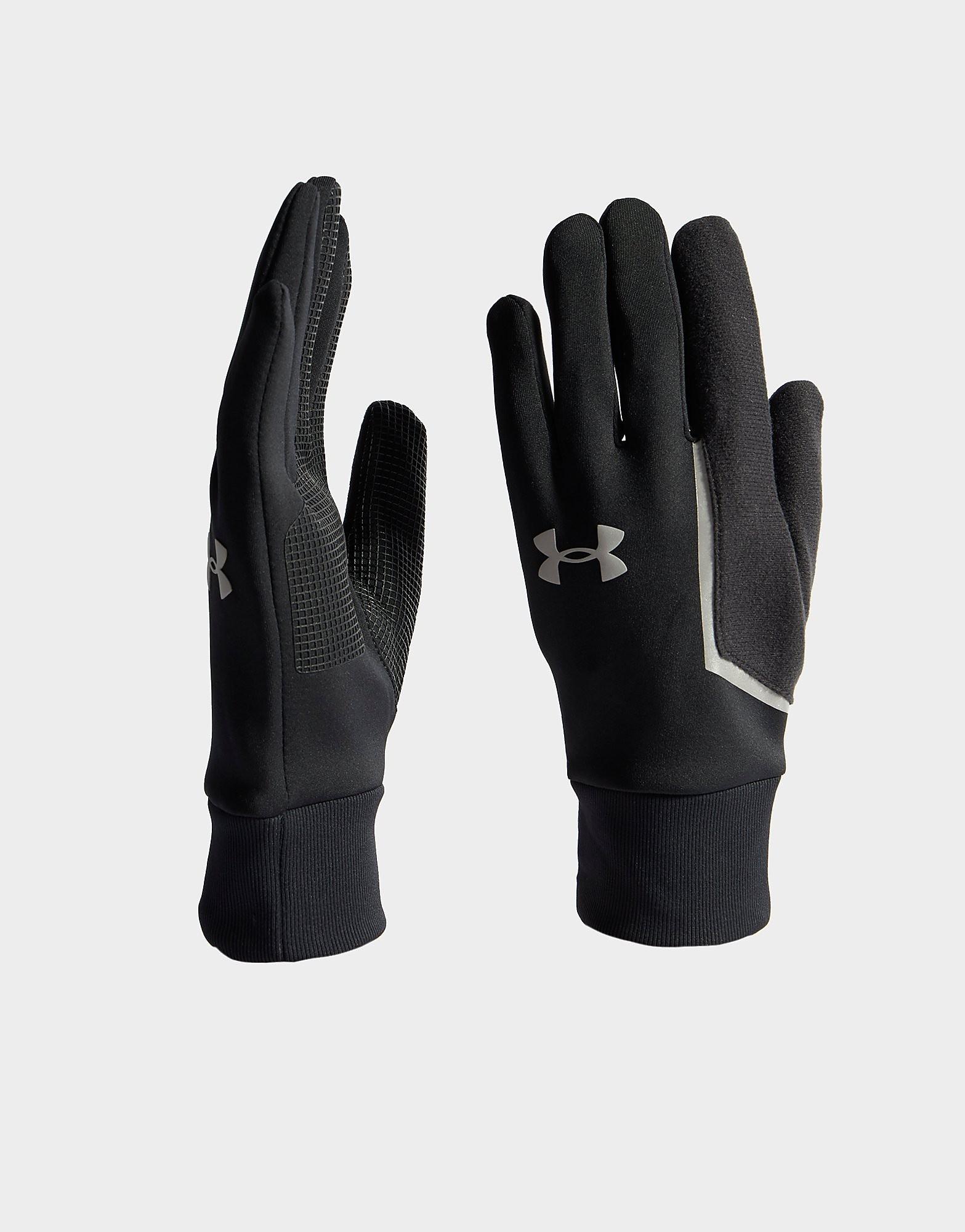 Under Armour ColdGear Etip Gloves - Schwarz - Mens, Schwarz