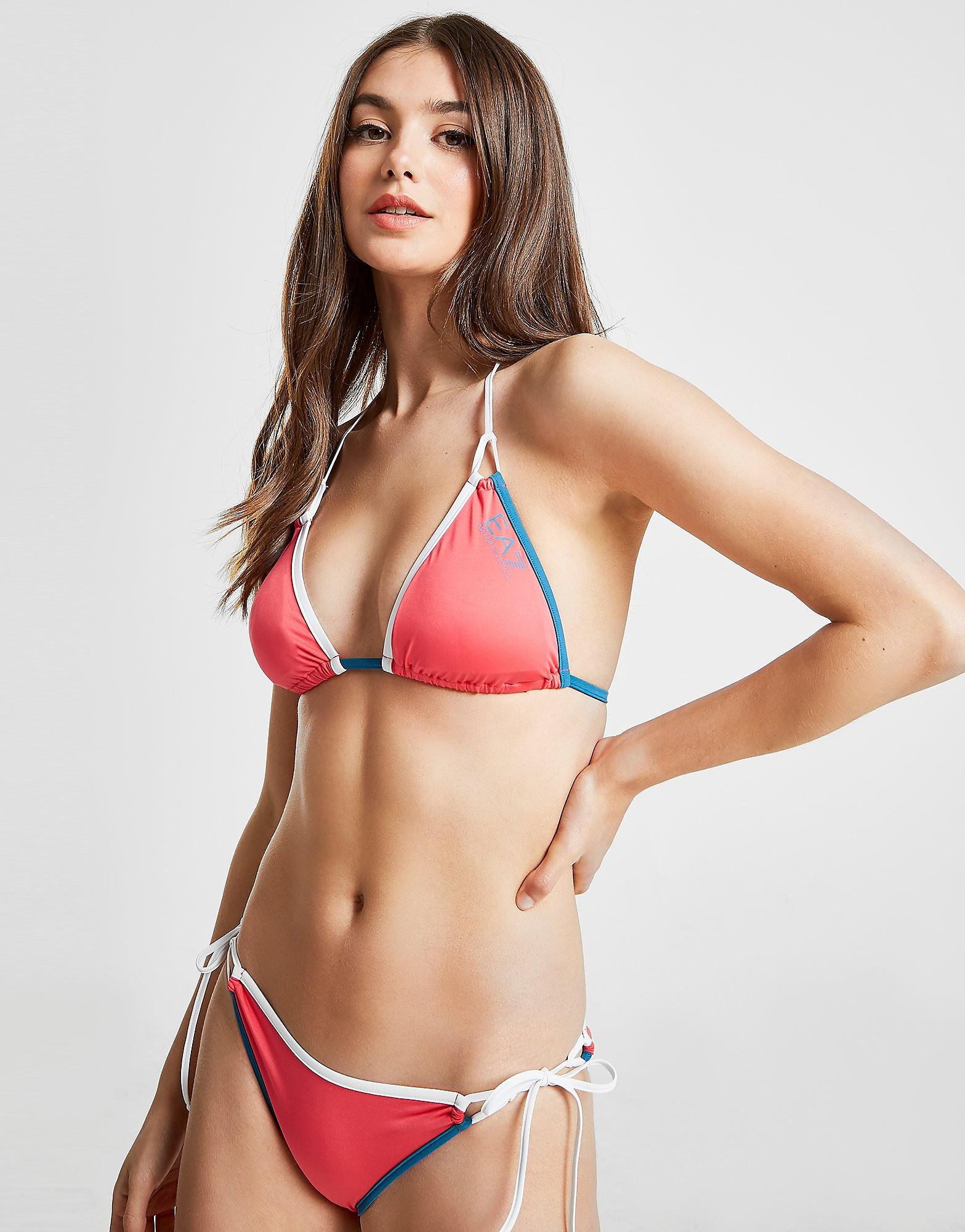 Emporio Armani EA7 Colour Bikini Dames - Roze - Dames
