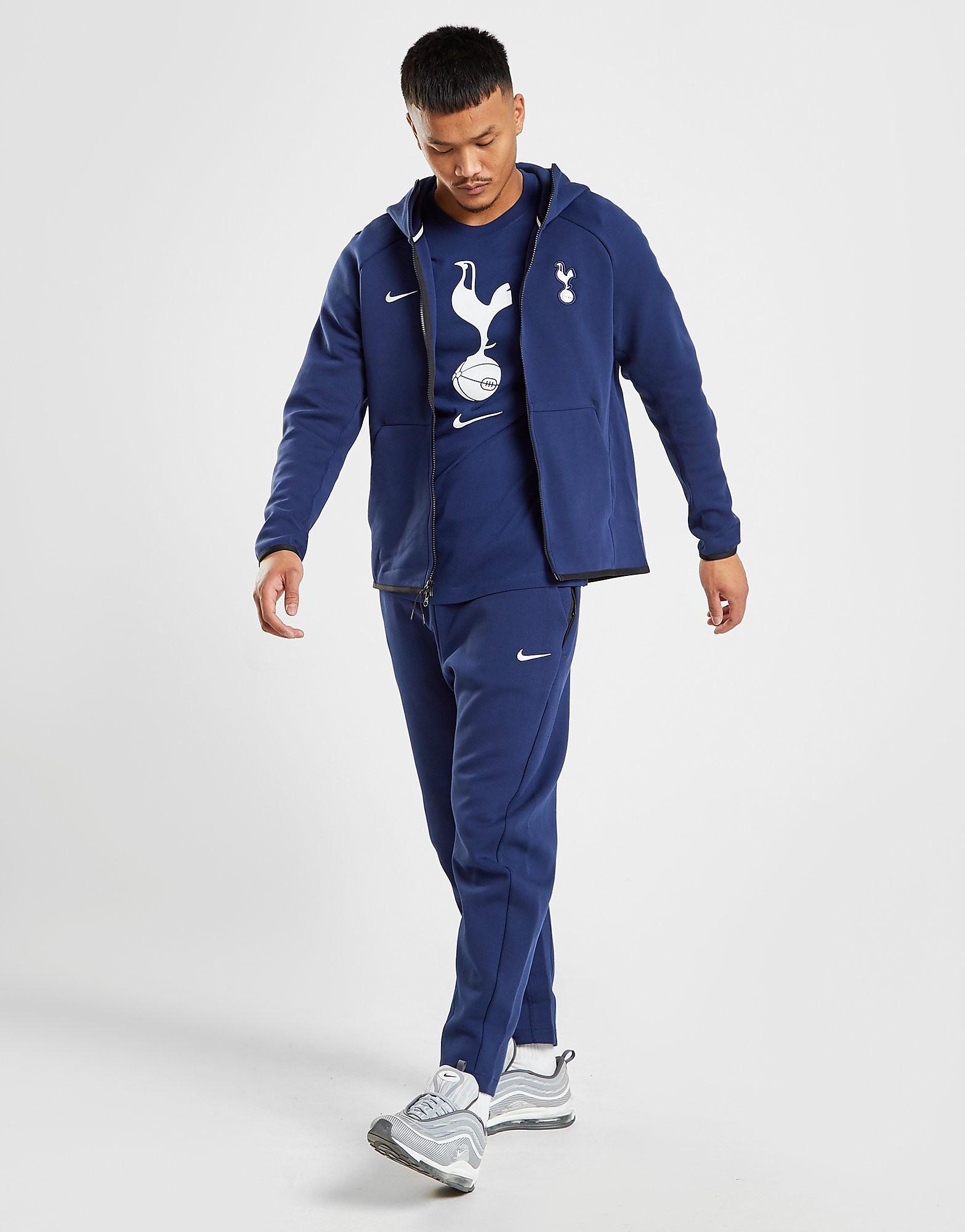 Nike Tottenham Hotspur FC Tech Fleece Joggers Heren - Blauw - Heren
