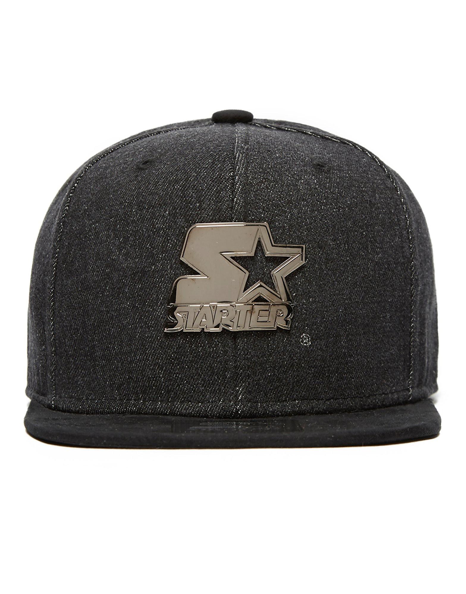 Starter Midway Denim Snapback Cap