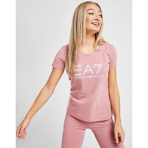 e982c885469f Emporio Armani EA7 Logo T-Shirt ...