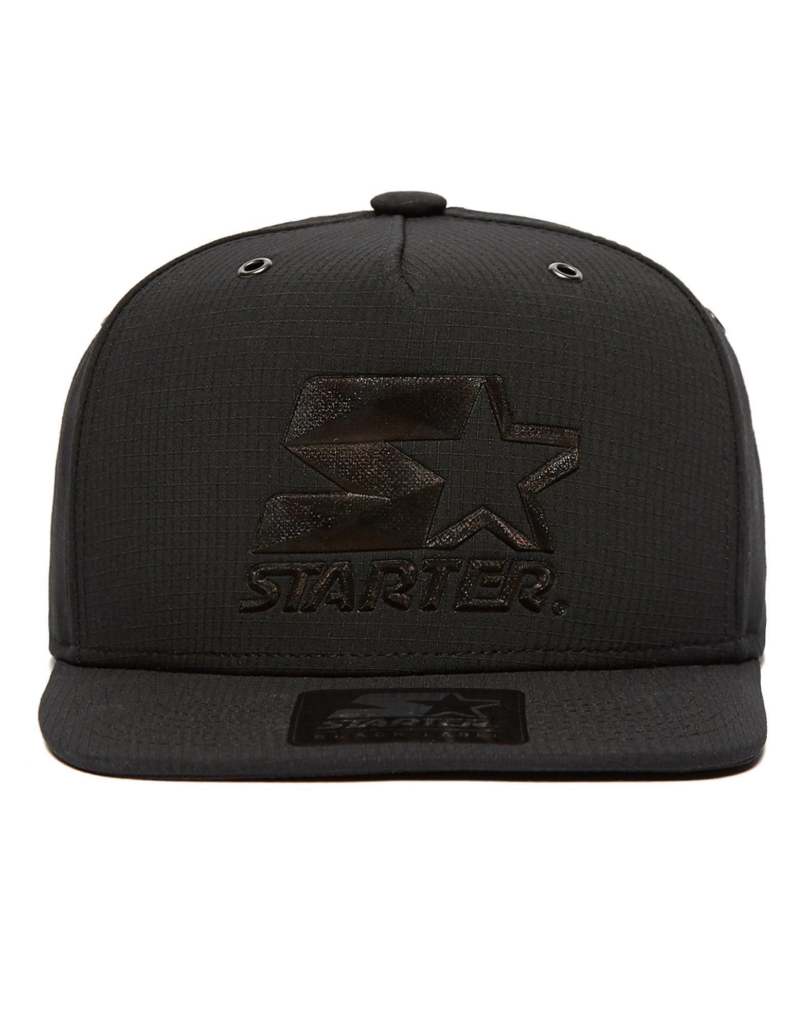 Starter Jet Crystal Snapback Cap
